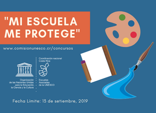 """Abierta recepción de Obras de Arte para el Concurso Mundial de la RedPEA """"Mi Escuela me Protege"""