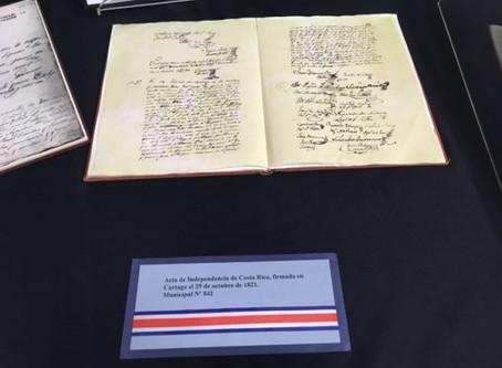 Documentos costarricenses de más de 70 años de historia ingresan a la Memoria del Mundo de Unesco