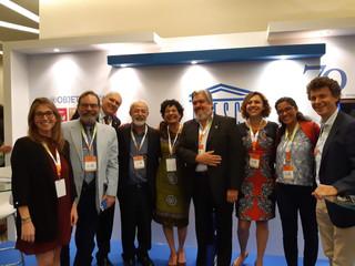 Aliados del Comité Nacional MAB UNESCO participan en Foro CILAC 2018