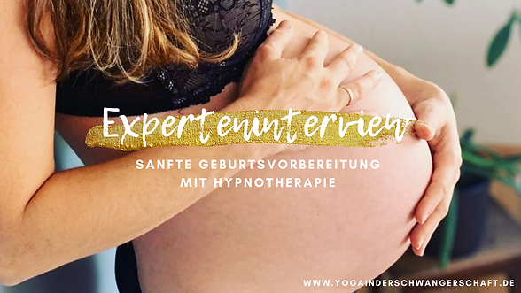 Sanfte Geburtsvorbereitung Hypno Therapi