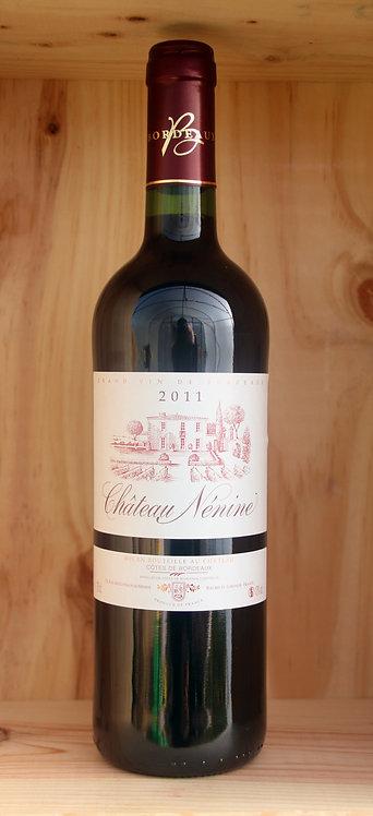Château Nenine - Côtes de Bordeaux