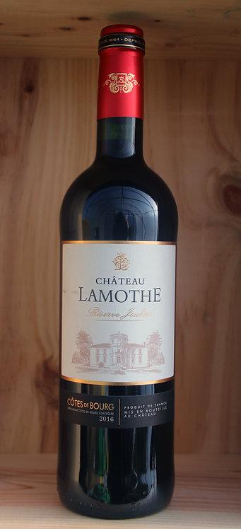 Château Lamothe - Réserve Joubert - Côtes de Bourg