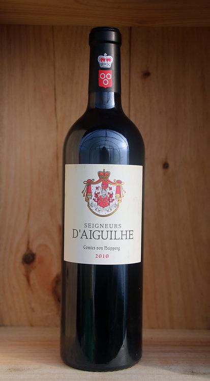 Seigneurs d'Aiguilhe Castillon - Côtes de Bordeaux
