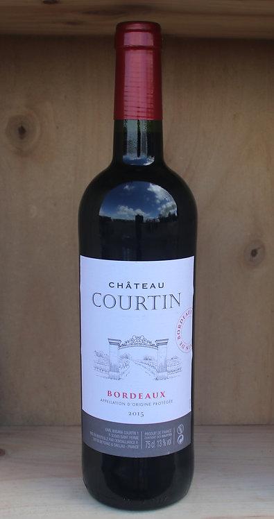 Chateau Courtin - Bordeaux