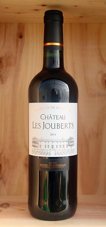 Château Les Jouberts - Blaye Côtes de Bordeaux