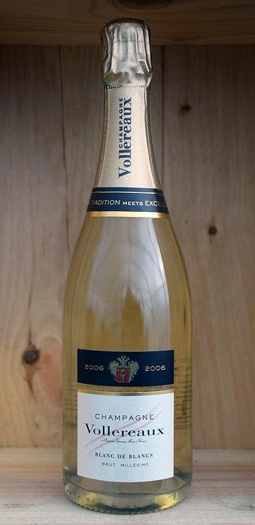 Vollereaux Blanc de Blancs Brut Champagne