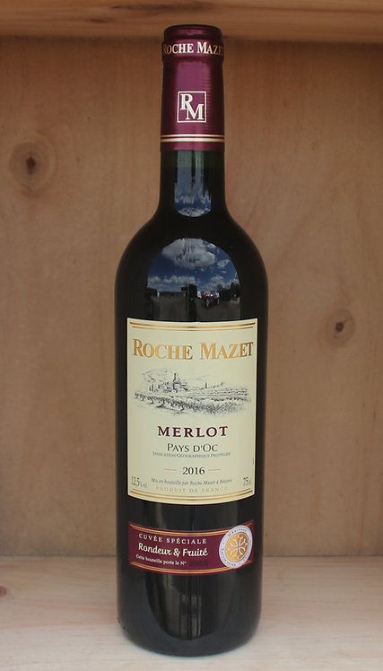 Roche Mazet - Merlot