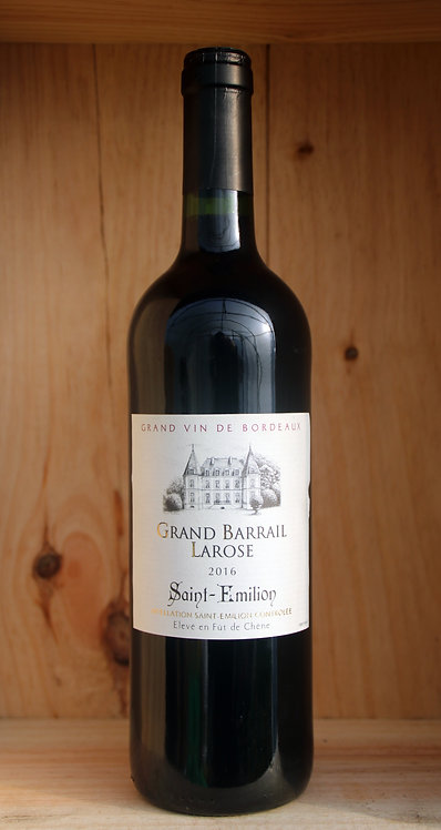Grand Barrail Larose - Saint-Emilion