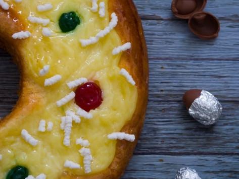¿Por qué comemos rosca en Pascua?