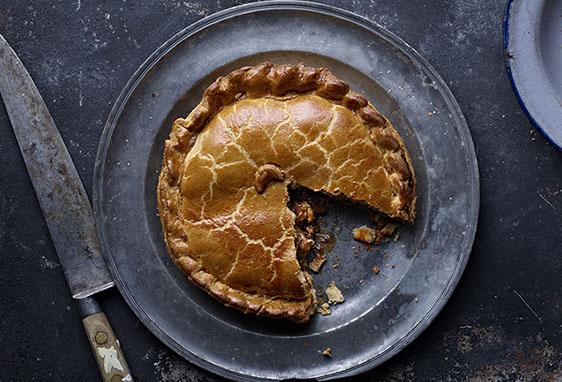 Jon Thorners Pie