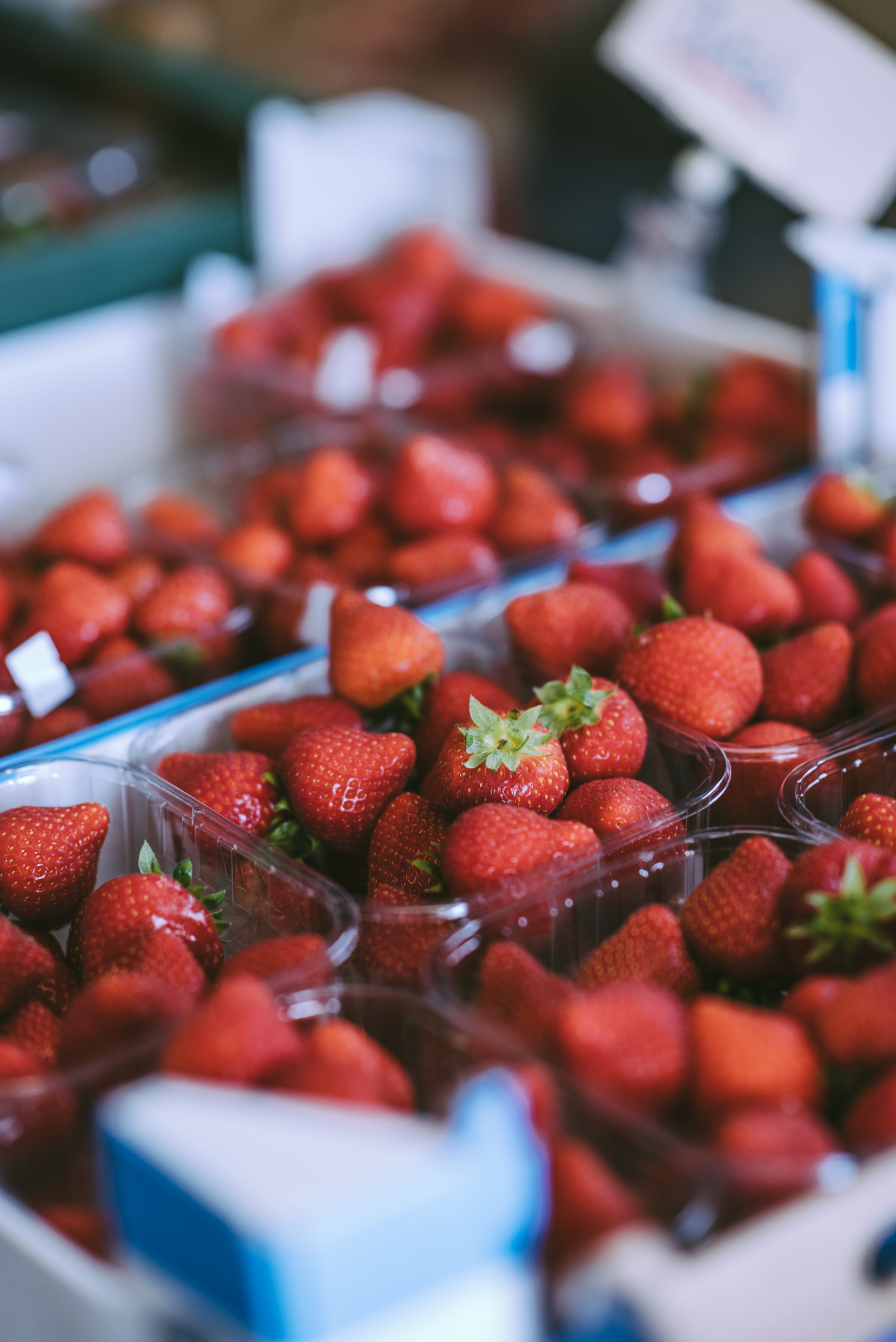 Local Fresh Strawberries