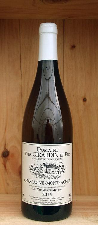 Domaine Yves Girardin Et Fils - Chassagne-Montrachet