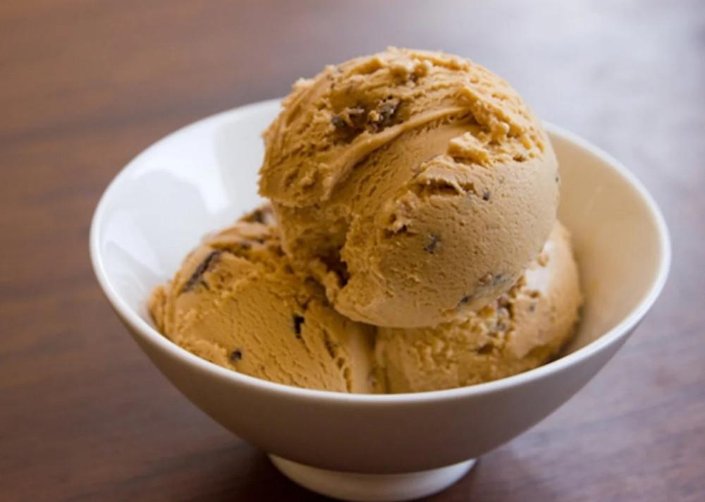 Receta helado de dulce de leche