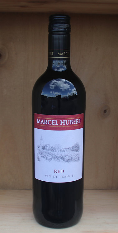 Marcel Hubert - Red