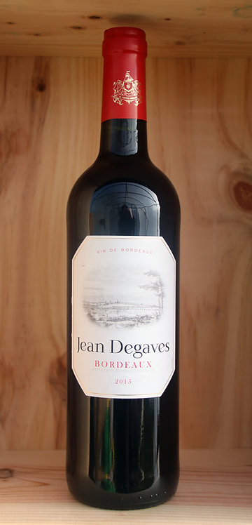 Jean Degaves - Bordeaux