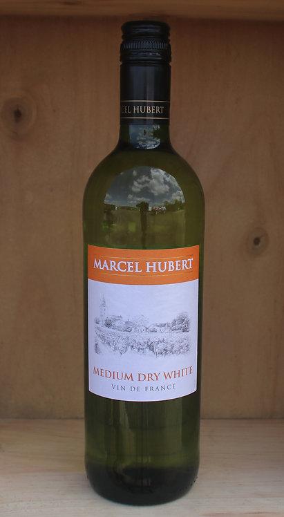 Marcel Hubert - Medium Dry White