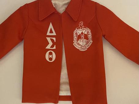 Extra Delta doll jackets