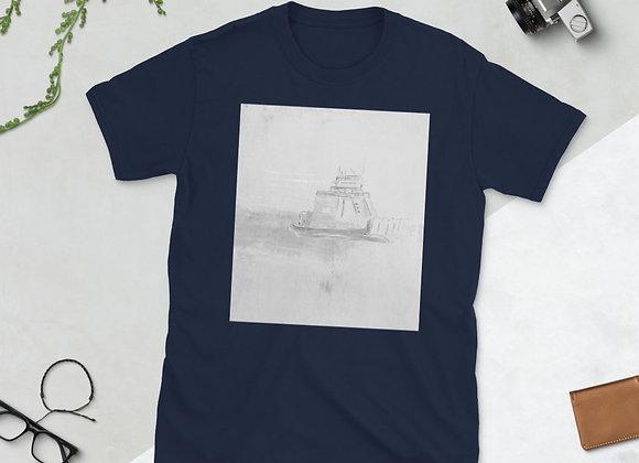 Short-Sleeve Drummond Island Ferry Unisex T-Shirt