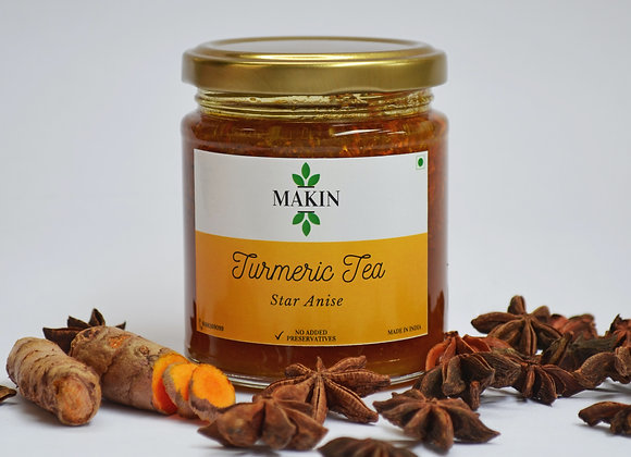 Turmeric Tea | Star Anise