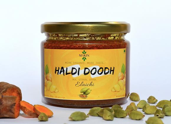 Haldi Doodh | Elaichi
