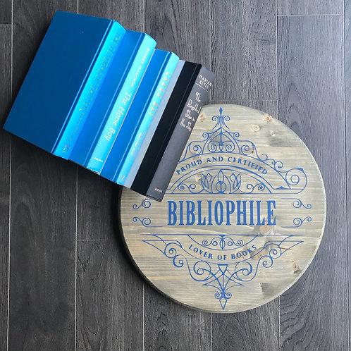 Board Art - Bibliophile