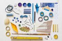 DIY gebruiksvoorwerpen voor knutselen