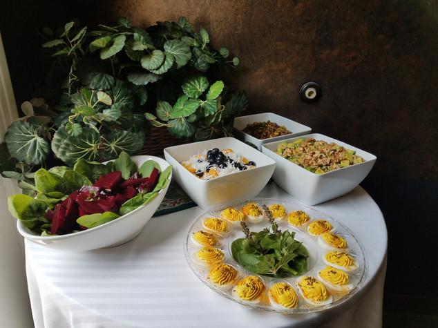 Retreat to Serenity luncheon