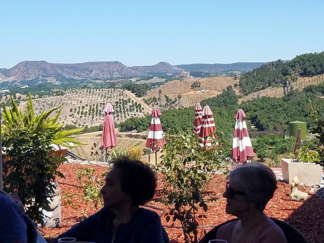Casa Tiene Vista Vineyard Yoga Retreat