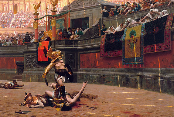 Gladiator Facts