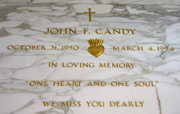 John Candy Facts
