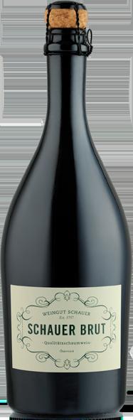Schauer Brut Winzersekt - Weingut Schauer