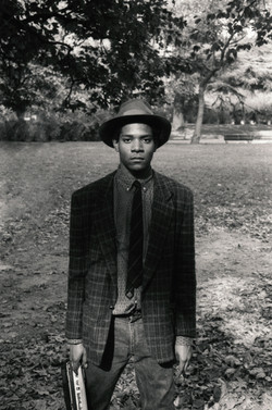 Basquiat by Jean Kallina