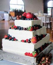 wedding cakes in hudson valley