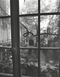 Hughes, Warhol Apt. Window