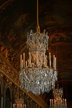 Versilles chandelier