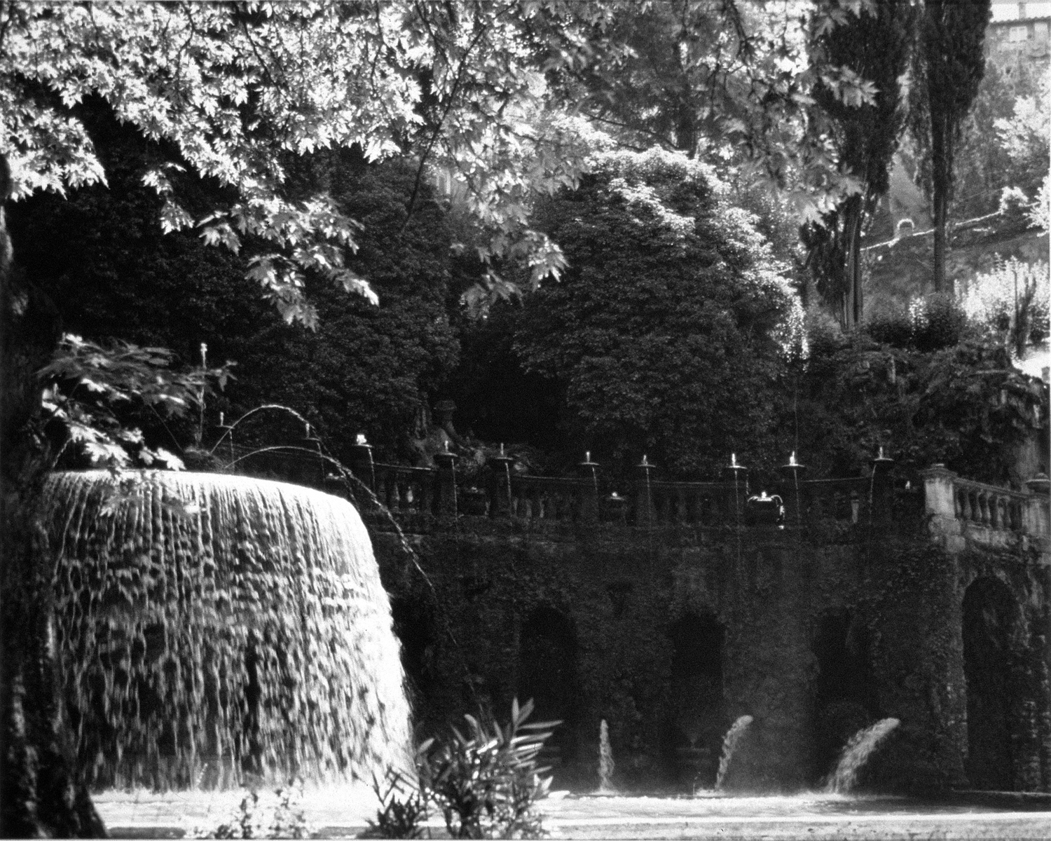 Rome, Tivoli, Orvo Fountain