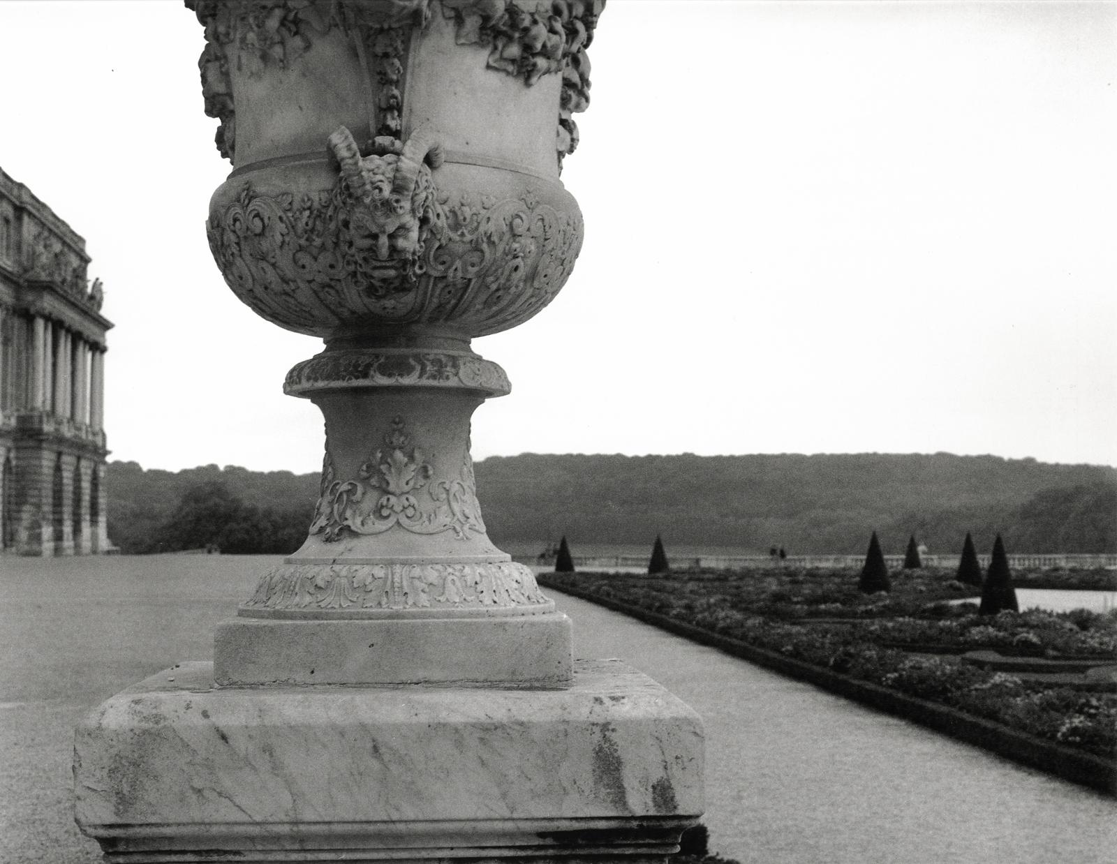 Versailles,urn&landscape