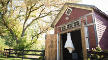 A Perfect Rustic Barn Wedding  photos by Kerri Lynne Photography