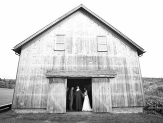 The dream of a barn wedding and what you need to know