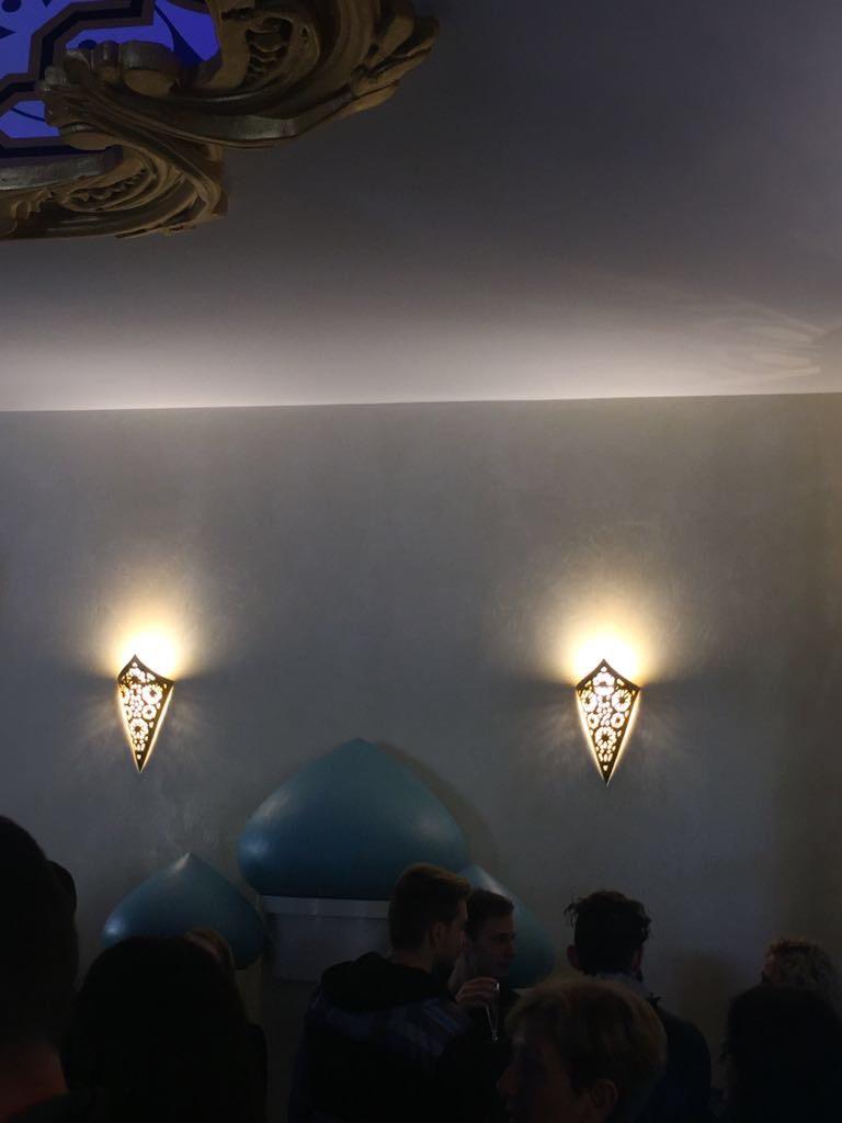 Lampade da muro