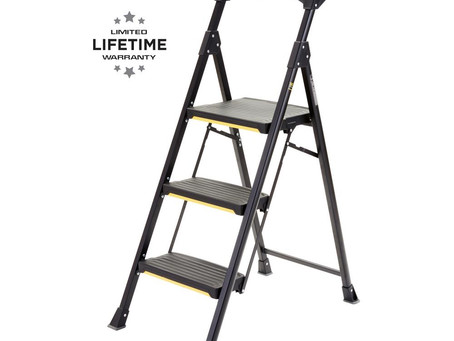 Best Heavy Duty Step Stools and Ladders for 2021