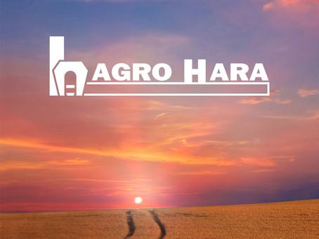 Conheça a nova comunicação da Agro Hara