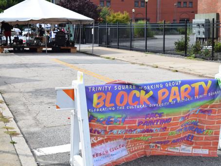 Annual Trinity Square Block Party 2018