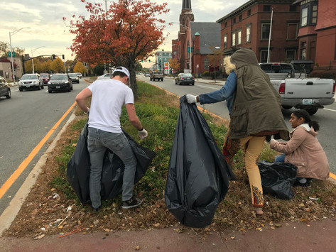 Care For the Square: Fall Cleanup 2018