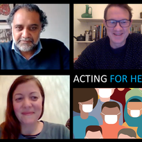 Acting for Health
