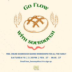 Ines lanza - Go Flow With Sourdough
