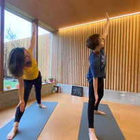 Charm Donohue - Yoga For Teens' Wellbeing