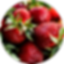 vins et fraises ou fruits rouges