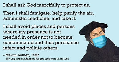 Luther on a plague.jpg