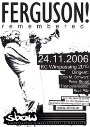 Ferguson remembered